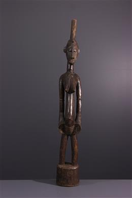 Tribal art - Statue of Theose Senoufo