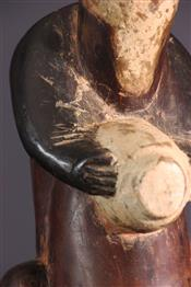 Statues africainesNkanu tambourine sculpture