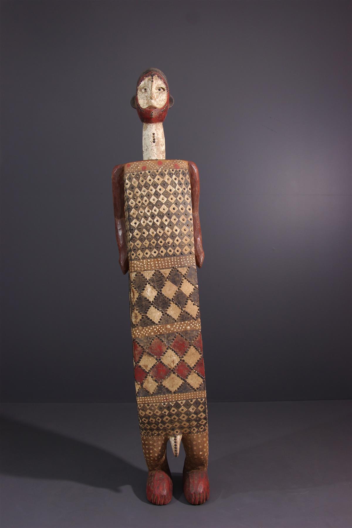Ngata Reliquary - Tribal art