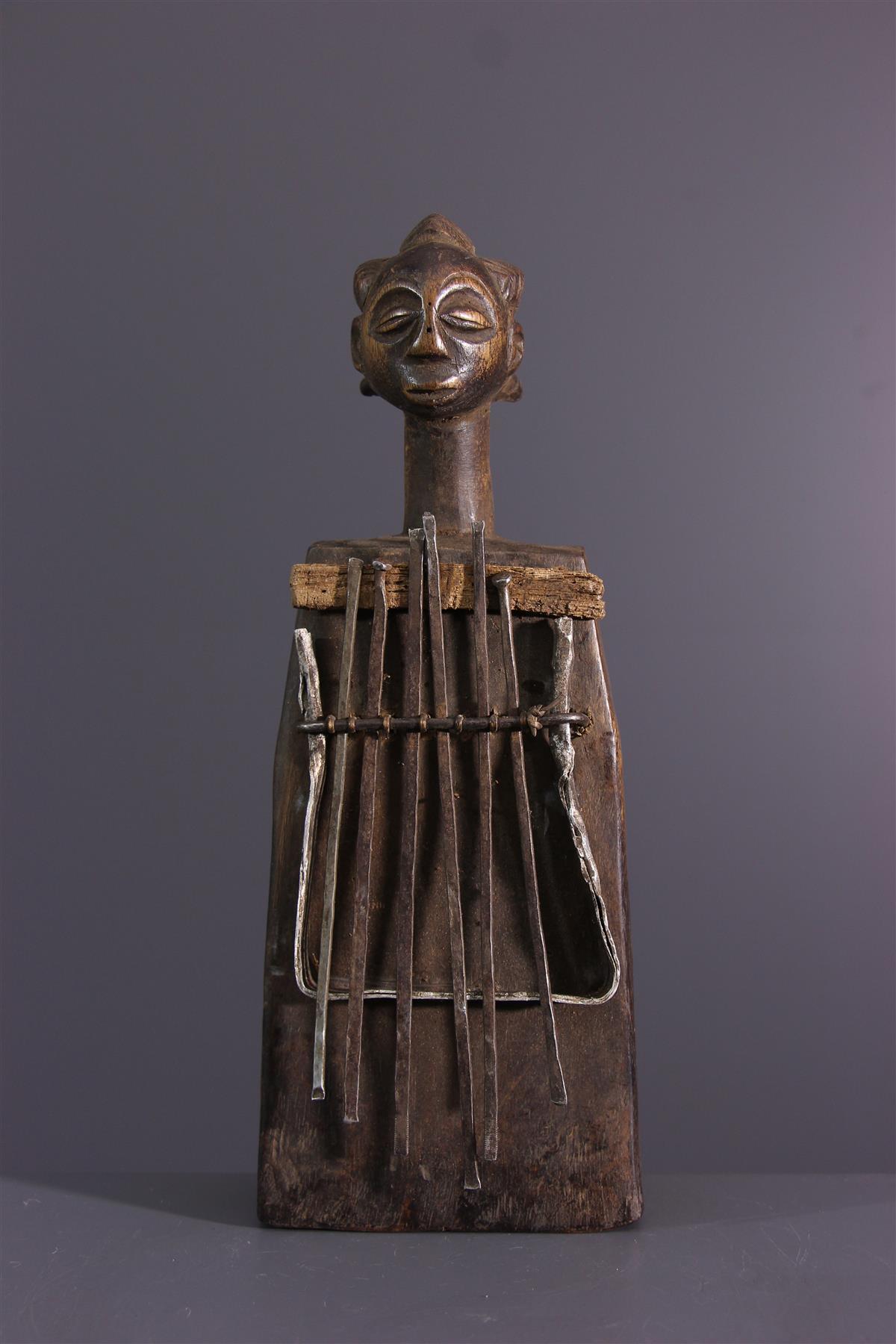 Sanza Zela - Tribal art