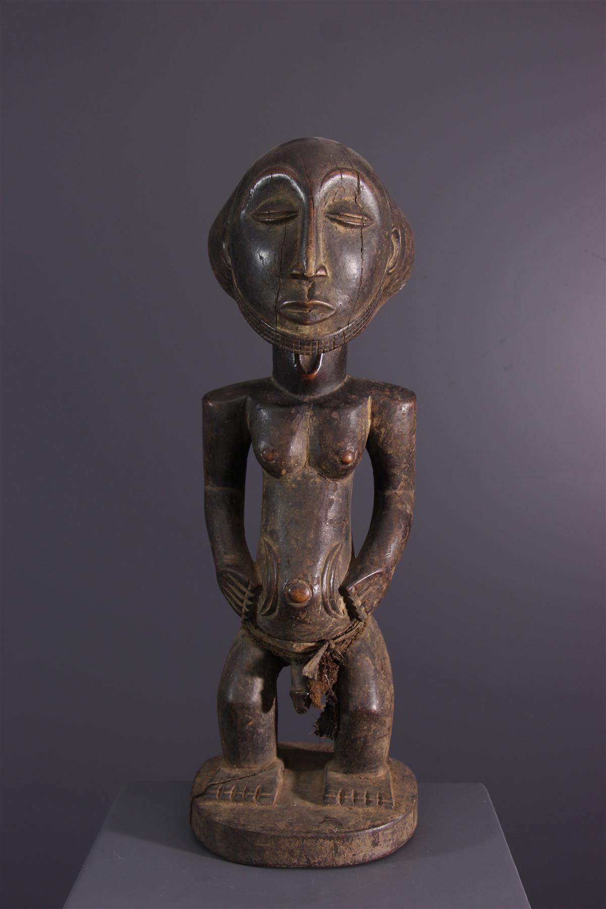 Statue Hemba - Tribal art