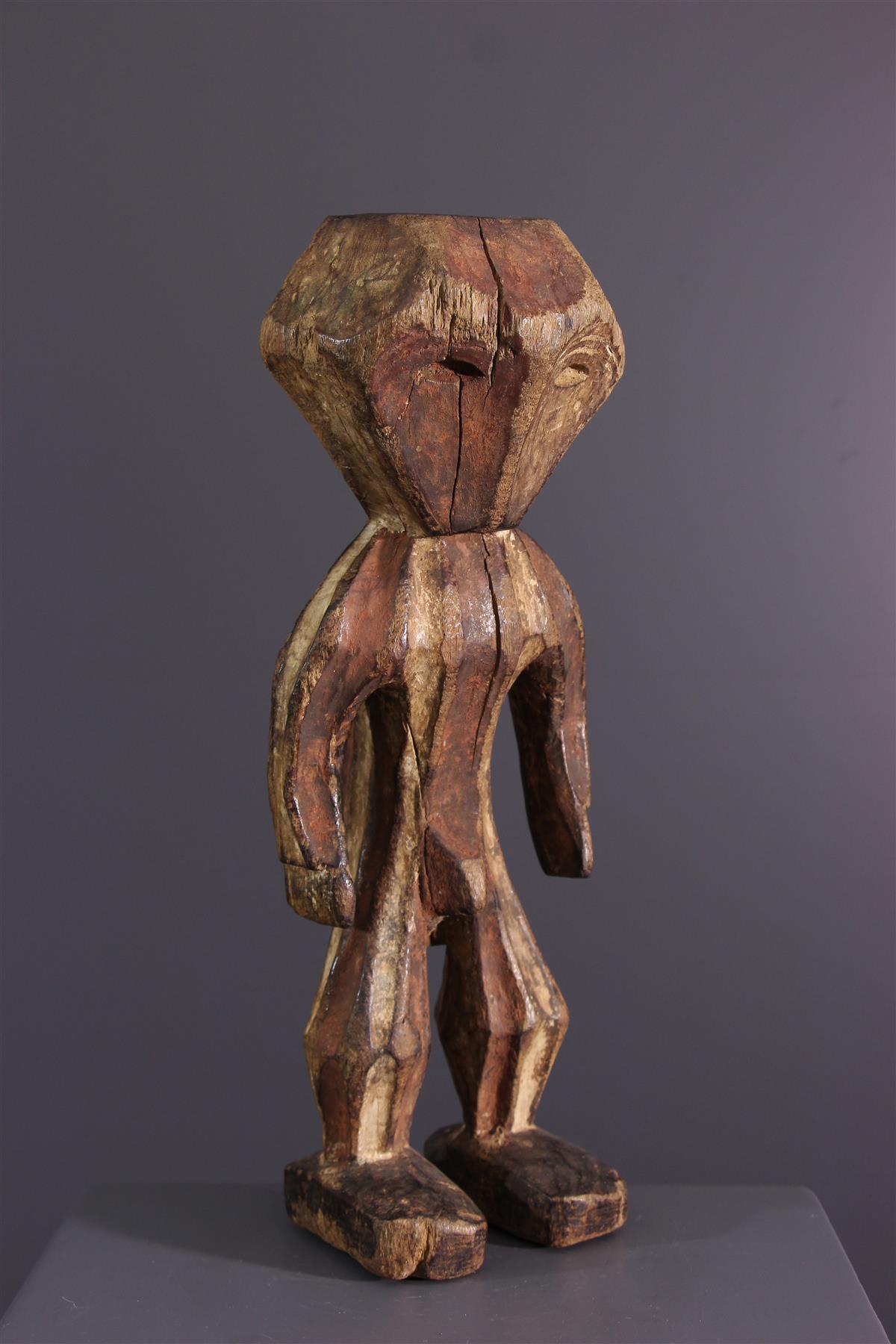 Statue Yela - Tribal art