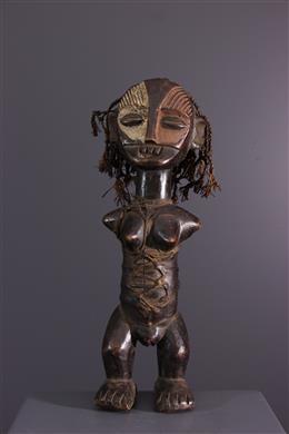 Tribal art - Statuette Metoko