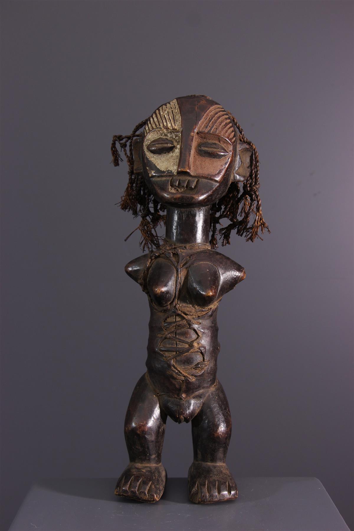 Statuette Metoko - Tribal art