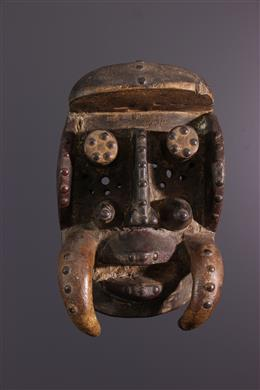 Tribal art - Guéré Mask