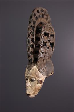 Tribal art - Masque Igbo Agbogo Mwo