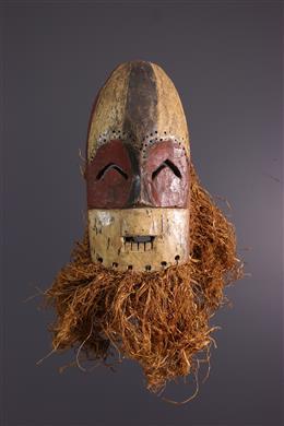 Tribal art - Mbole Mask