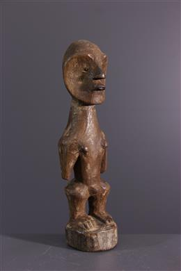 Tribal art - Statuette Mbanza