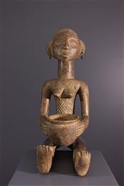 Statues africainesStatue Luba