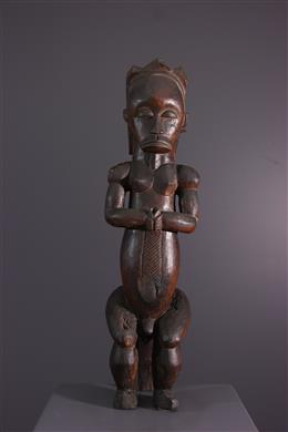 Tribal art - Fang Ntumus ancestor figure of the Byeri