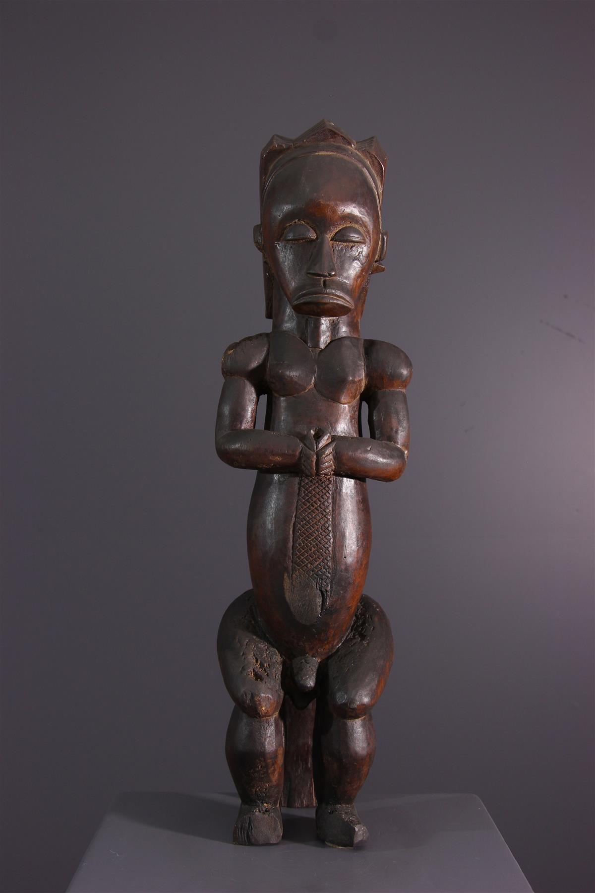 Statue Fang - Tribal art