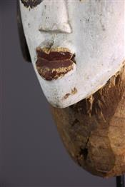 Masque africainLumbu Mask
