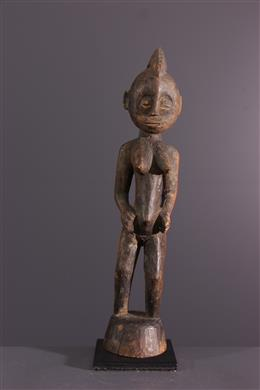 Tribal art - Senoufo divination figure
