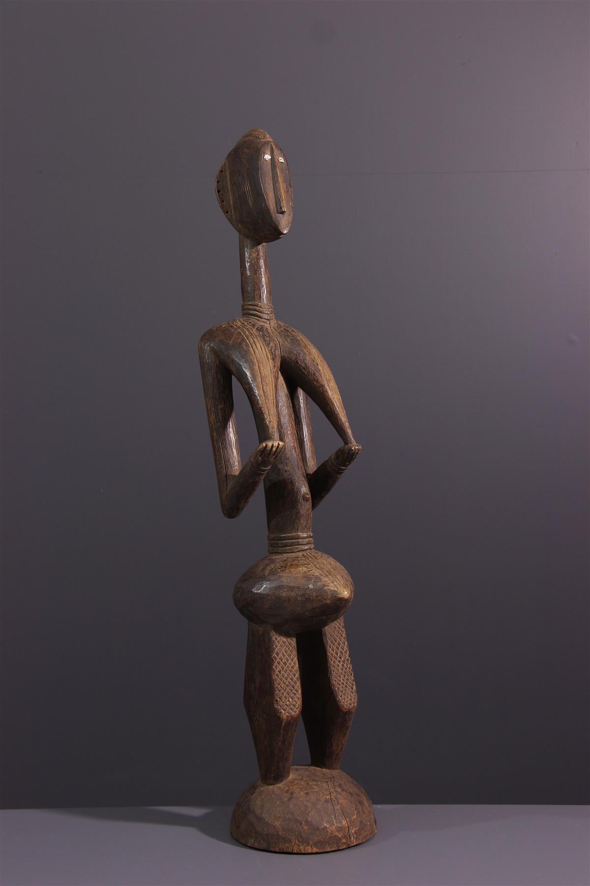Statue Bambara - Tribal art