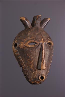 Tribal art - Bassikassingo Buyu Mask