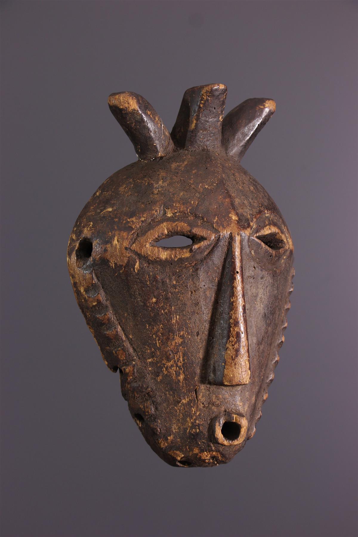 Masque Boyo - Tribal art
