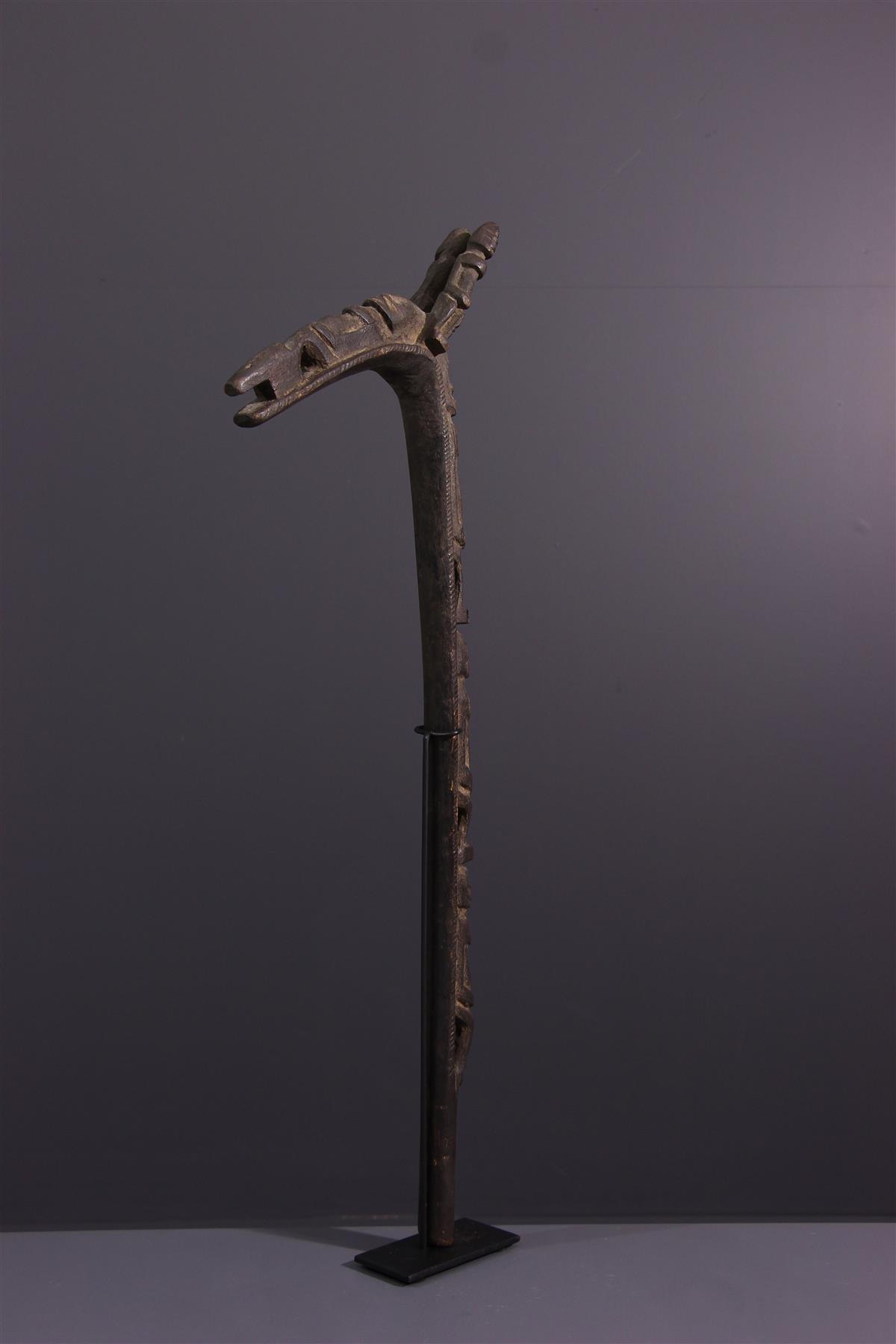 Sceptre Dogon - Tribal art