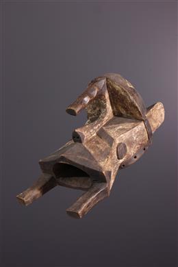 Tribal art - Ogbodo Enyi Mask