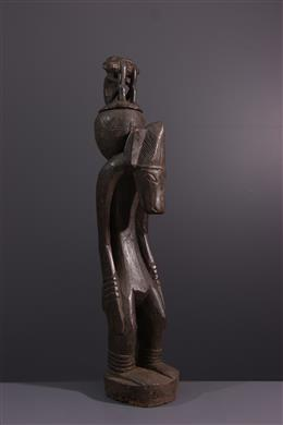 Senoufo sculpted figure from Côte d Ivoire
