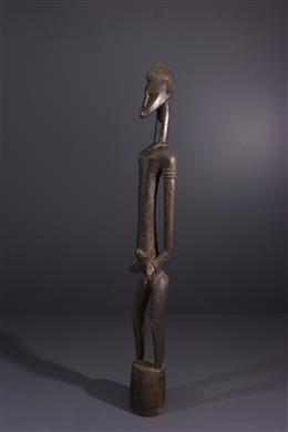 Tribal art - Statue pestle Deble Senoufo