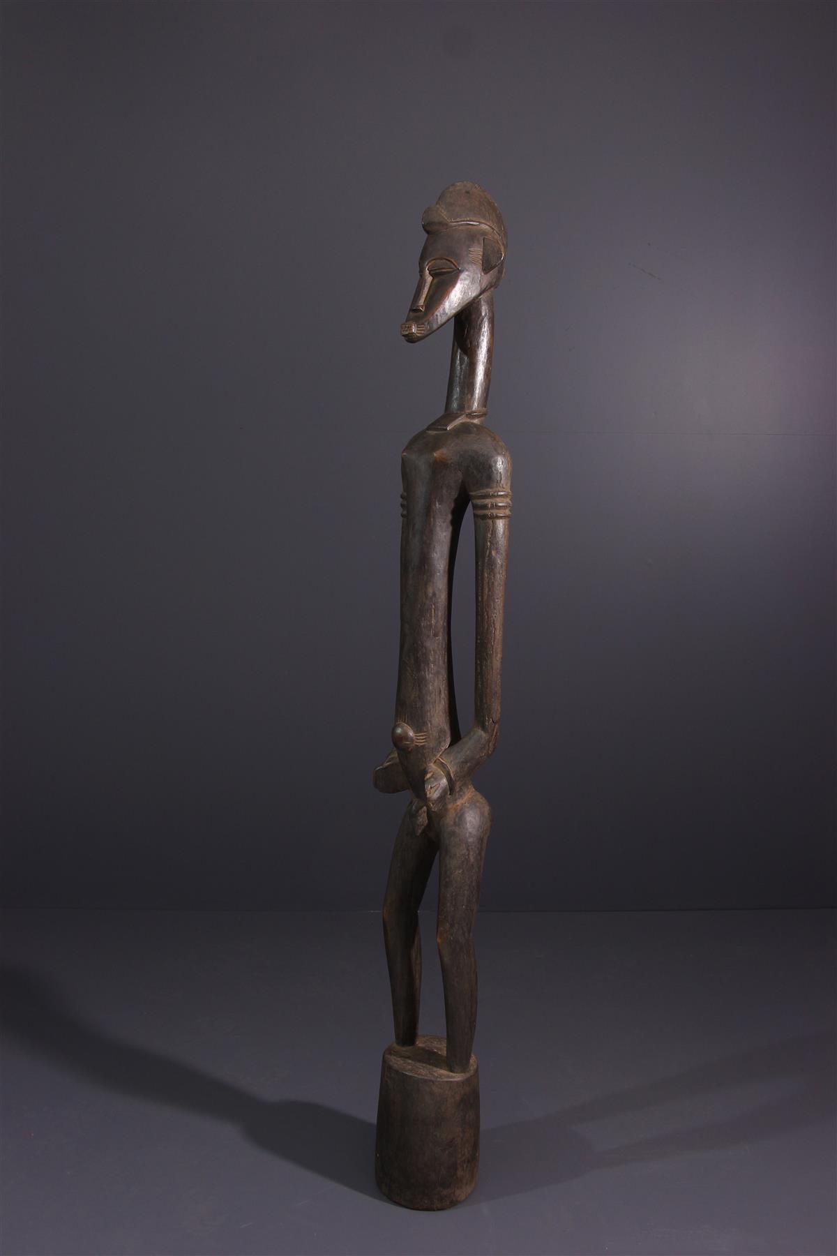 Statue Senoufo - Tribal art