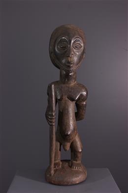 Tribal art - Figure of ancestor Hemba Singiti