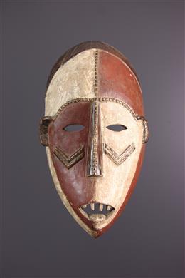 Tribal art - Ngbaka Mask