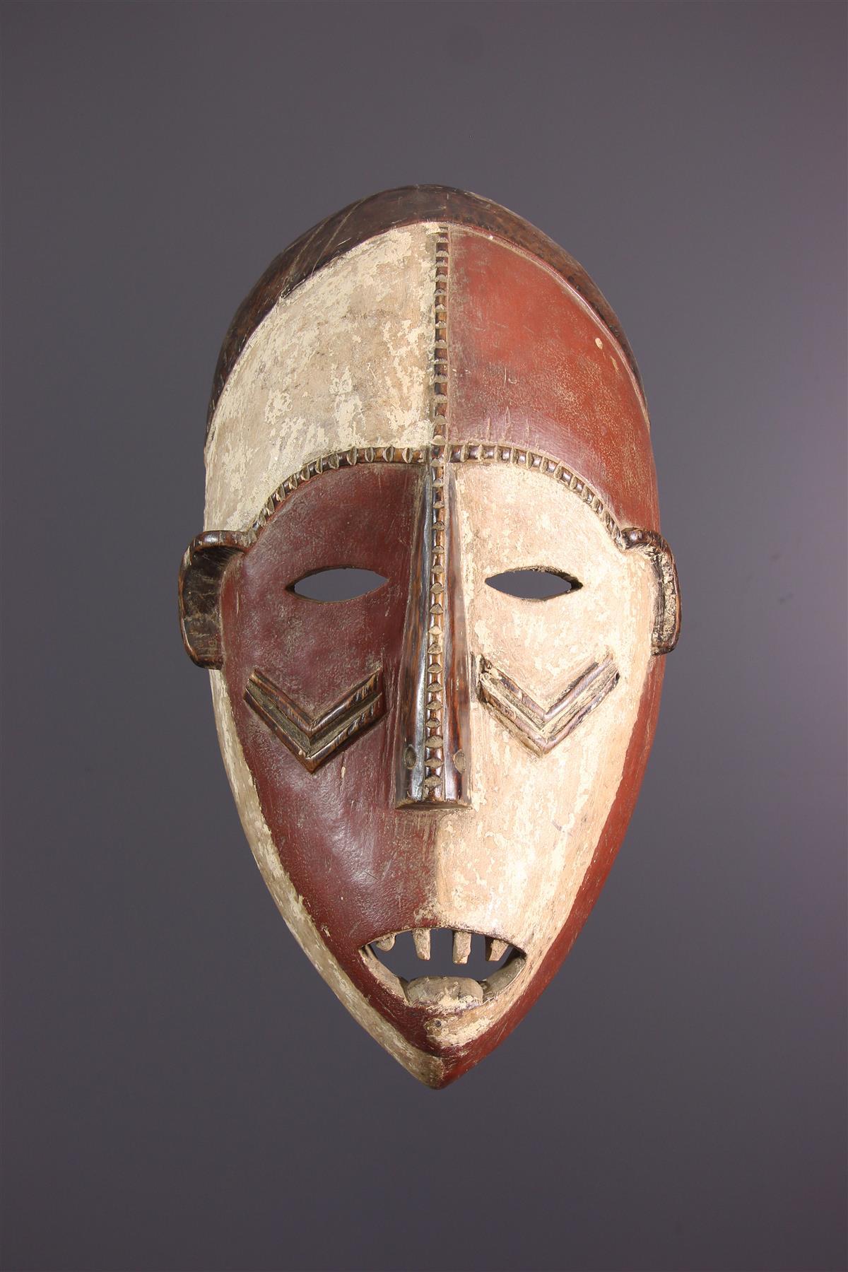 Ngbaka Mask - Tribal art