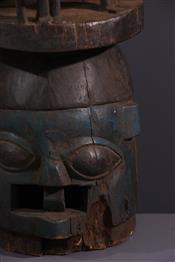 Masque africainYoruba Mask