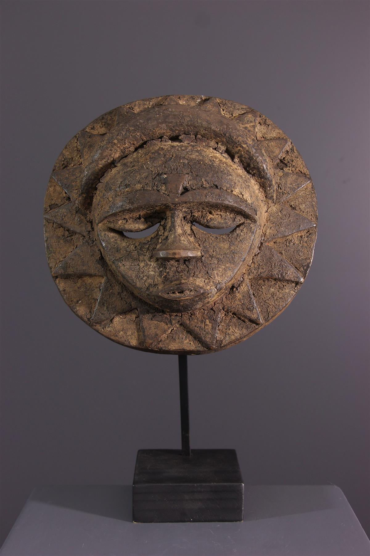 Masque Eket - Tribal art