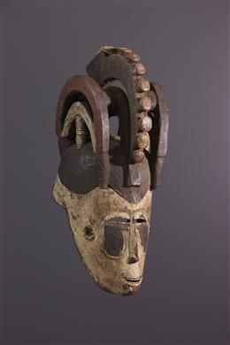 Tribal art - Masque Agbogo mwo Igbo