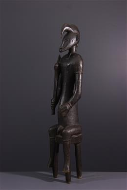 Tribal art - Male figure Senoufo Tugubele of Poro