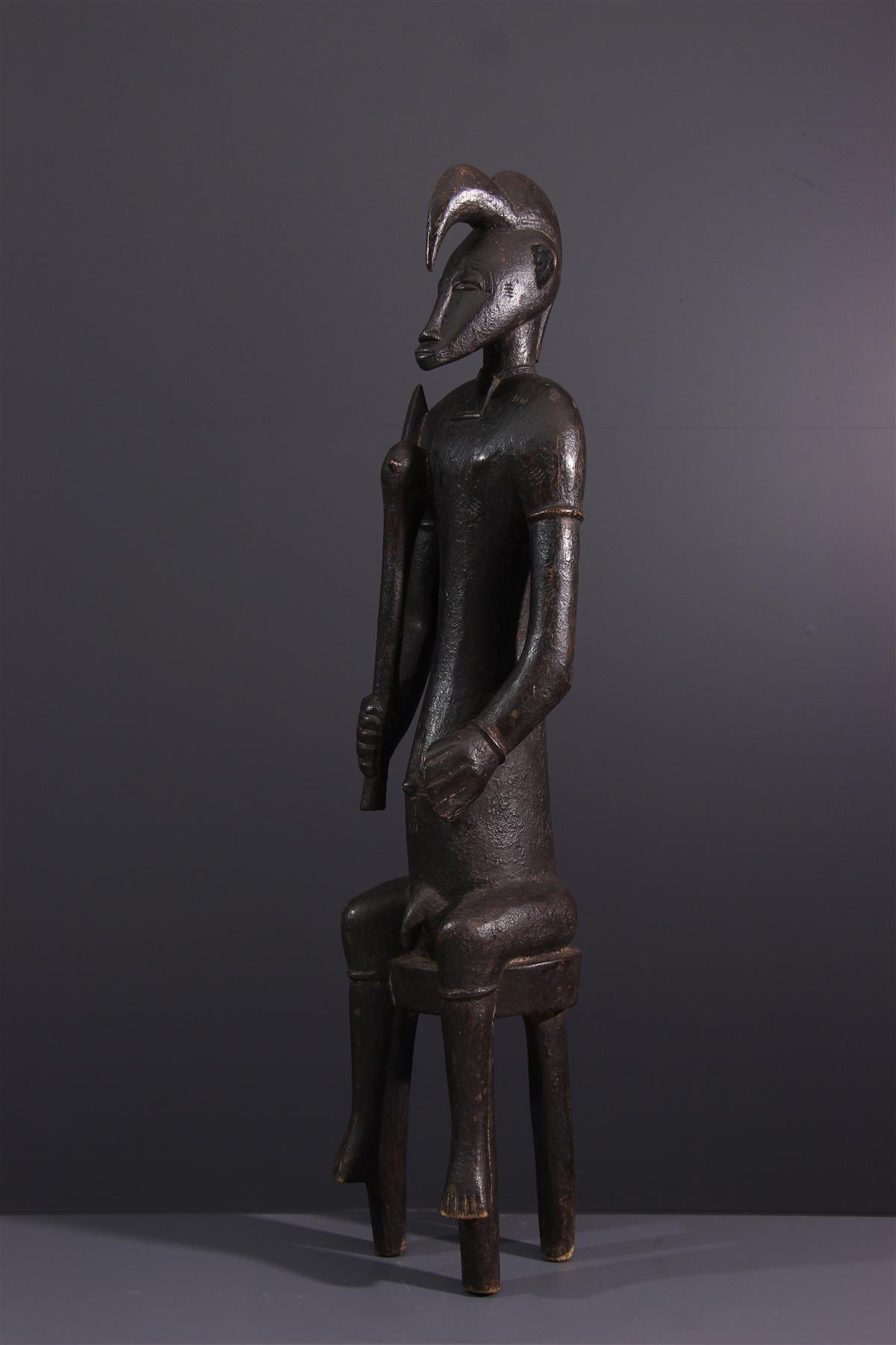 Senoufo Statue - Tribal art