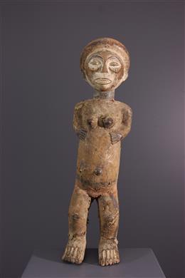 Tribal art - Chokwe altar figure