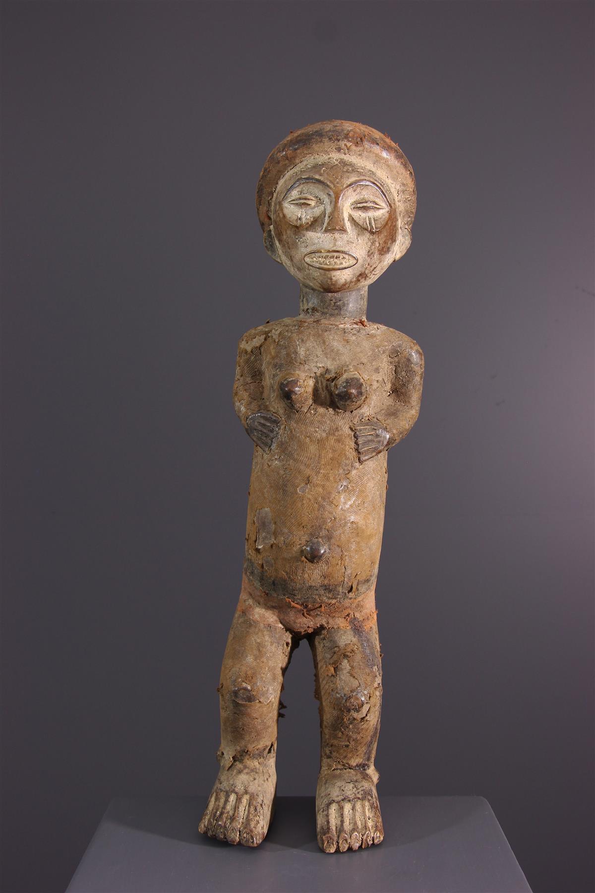 Statue Tschokwe - Tribal art