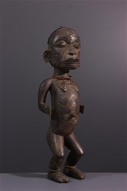 Female figure Makonde Lisinamu