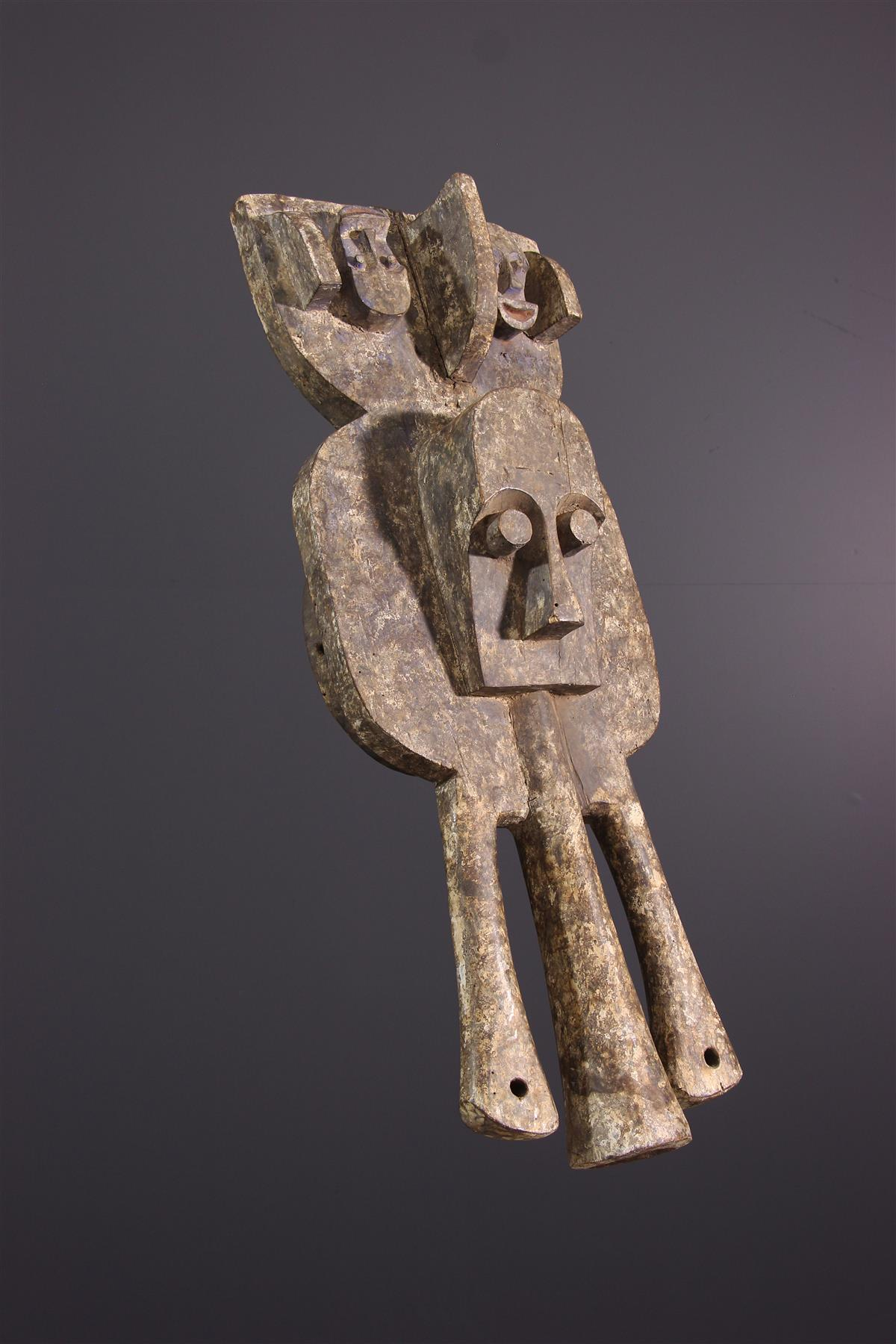 Ijo Mask - Tribal art