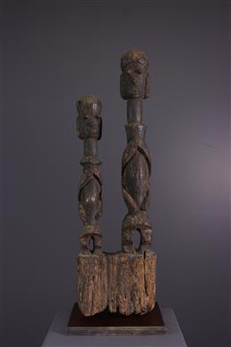 Chamba Figure Couple