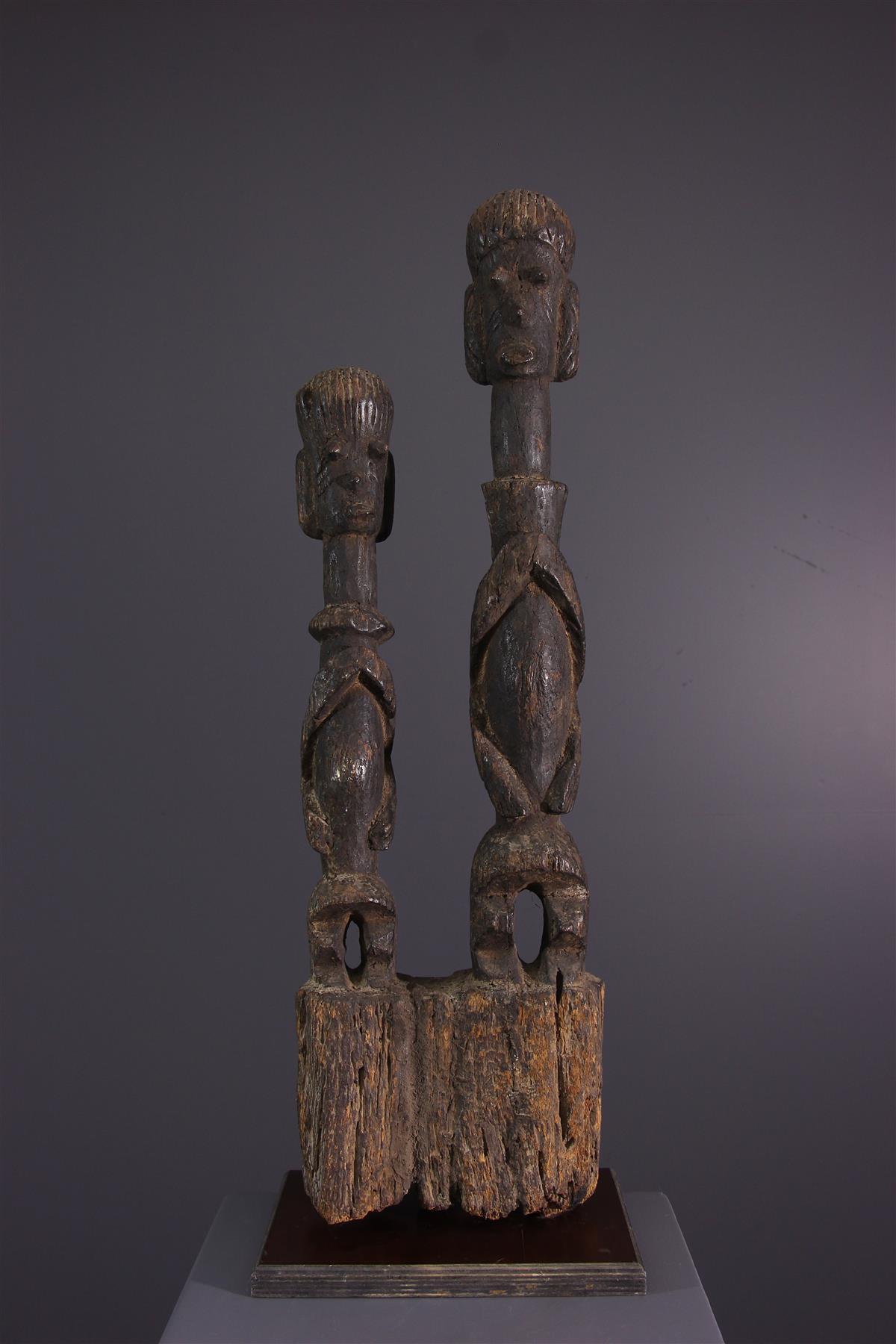 Statues Chamba - Tribal art