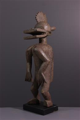 Tribal art - Figure masculine Chamba