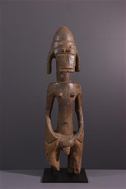 Tribal art - Statue ritual jukun