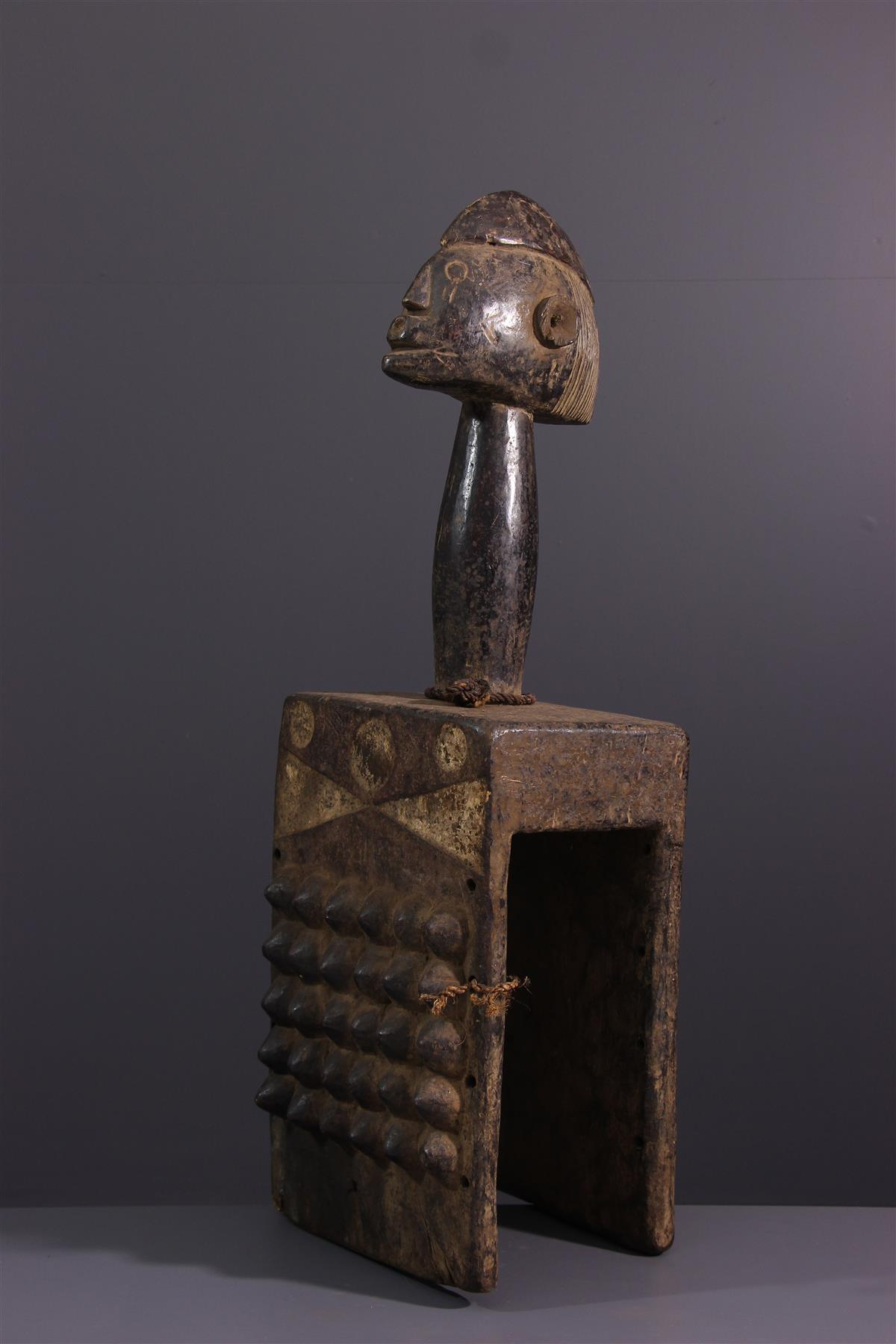 Wurkun Mask - Tribal art