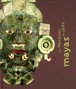 Mayan jade masks