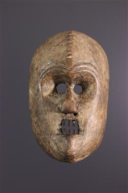 Tribal art - Tanzanian Sukuma Mask