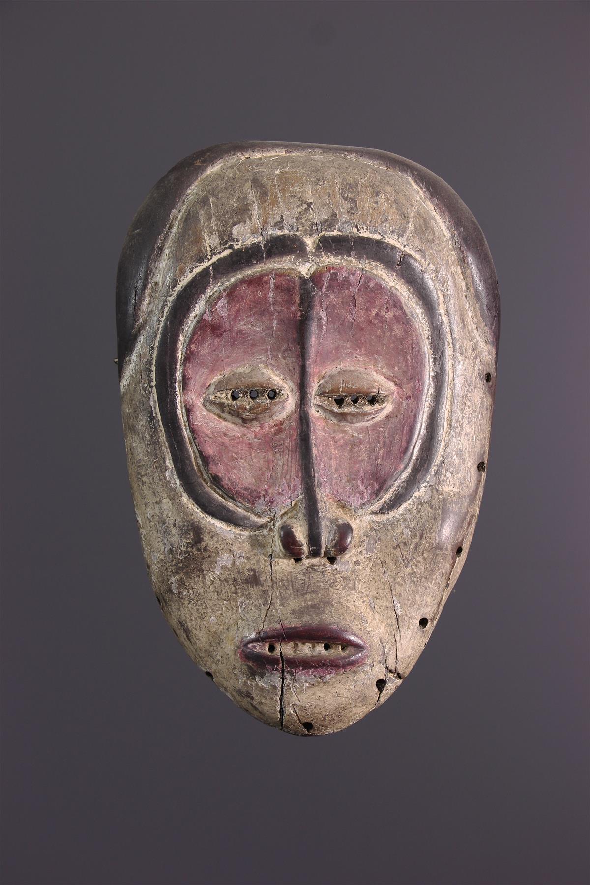 Ibibio mask - Tribal art
