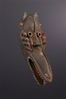 Tribal art - Toma Loma mask