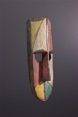 Tribal art - Masque Igbo Igri egede okonkpo