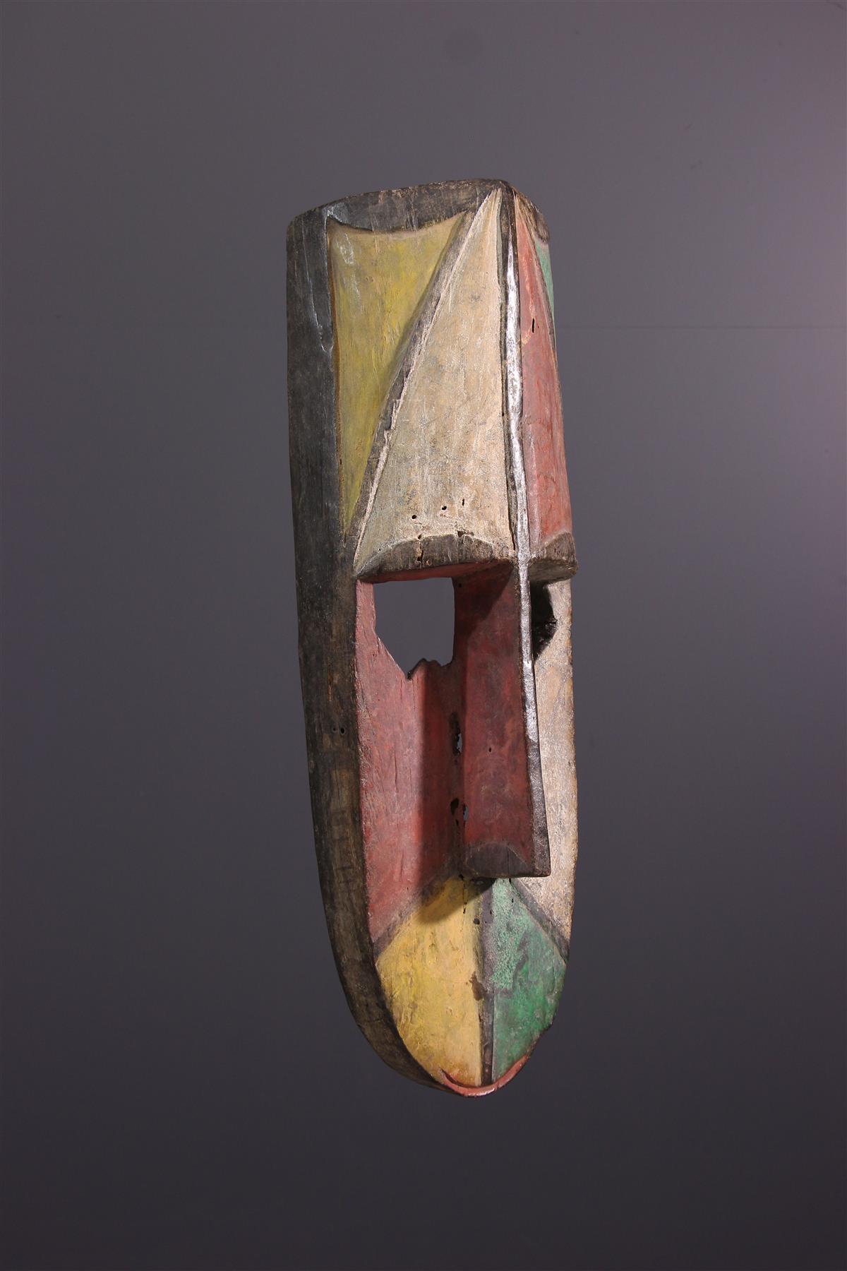 Igbo Mask - Tribal art