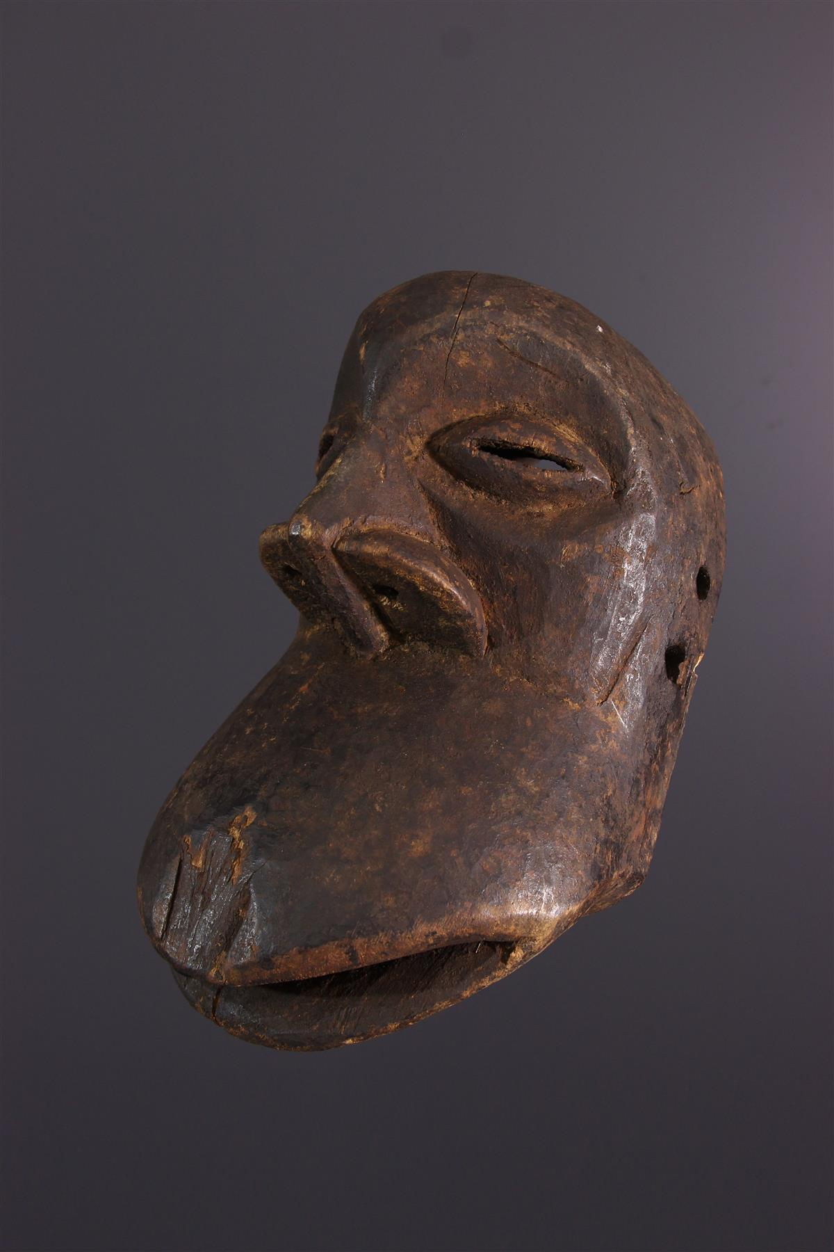 Hemba Mask - Tribal art