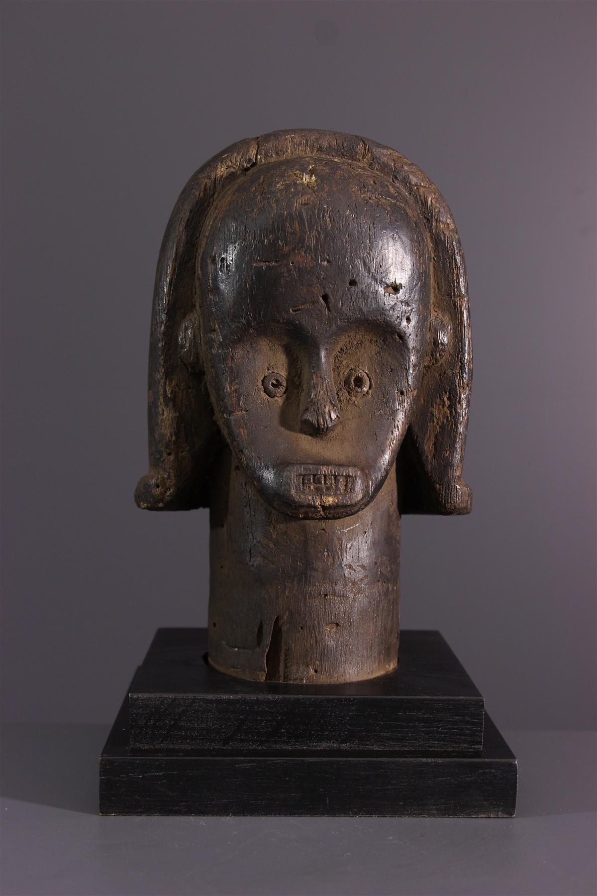 Head Fang - Tribal art